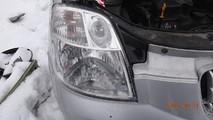 Kia Picanto reflektor prawy 04-08 Europa