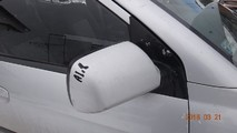 Kia Picanto 04-08 lusterko prawe manualne reczne