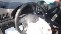 Avensis 03- T25 kierownica wieniec skóra