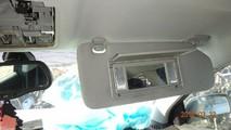 Avensis 03- T25 daszek przeciwsłoneczny prawy