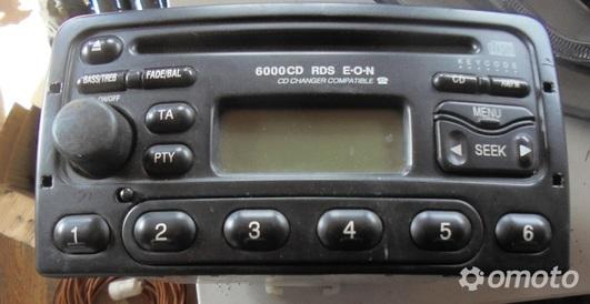 FORD RADIO CD 6000 RDS