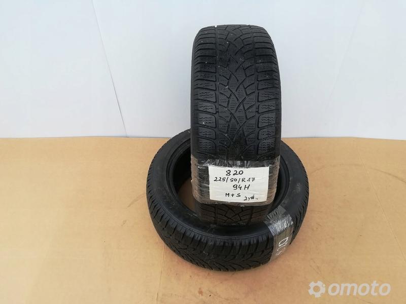 Opony Para Zima Dunlop 22550 R17 94h Zimowe Omotopl Części Do