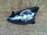 Toyota Aygo lewa lampa przód lekko uszkodzona