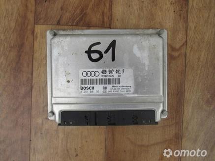Audi A6 C5 25 Tdi Komputer Silnika Sterownik Komputery Omotopl