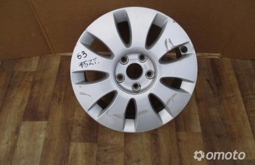 Audi A3 8p Felga Alufelga 65jx16 Et50 Aluminiowe Omotopl Parts