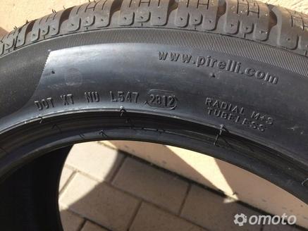 Opony Zimowe Nowe 2255017 94h Pirelli Sottozero Zimowe Omoto
