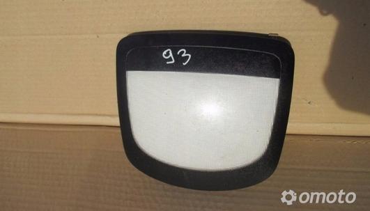 Mercedes Ml Gl W164 Oświetlenie Lampka Kabiny Tył
