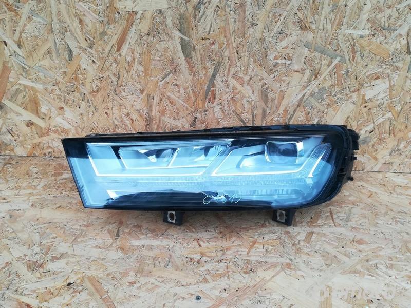 Audi Q7 4M Full Led lewa lampa przód reflektor