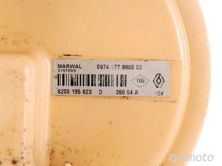 POMPA PŁYWAK PALIWA MARWAL RENAULT MODUS 1.5 DCI
