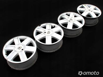 Felgi Aluminiowe Alufelgi Clio Ii Kangoo 65jx16 Aluminiowe