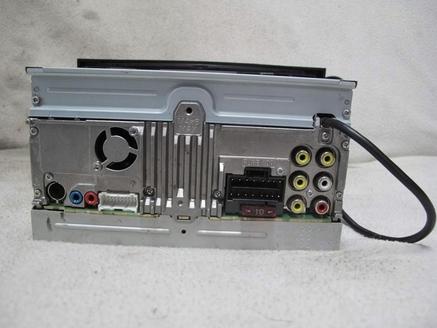 AUDI A4 B7 RADIO SONY XAV-602BT 2 DIN