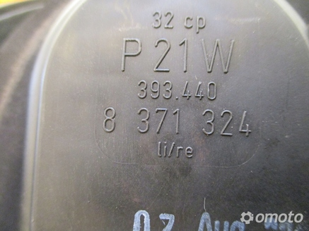 BMW E39 KOMBI LAMPA PRAWY TYŁ