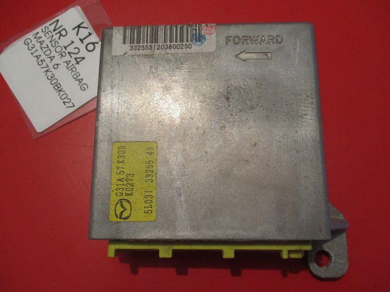SENSOR AIRBAG MAZDA VI G31A57K30BK0273