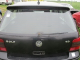 VW GOLF IV 5D KLAPA TYŁ TYLNA BAGAŻNIKA