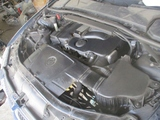 BMW E90 2.0i OSŁONA POKRYWA SILNIKA