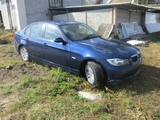 BMW E90 SZYBA BOCZNA DRZWI LEWA PRZÓD PRZEDNIA