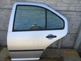 DRZWI LEWE TYLNE VW BORA I 98-04 LA7W