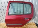 DRZWI LEWE TYLNE RENAULT CLIO II NV783