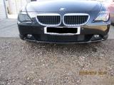 KOMPLETNY PRZÓD KPL BMW E63 BLACK SAPPHIRE 475