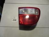 LAMPA TYLNA LEWA SEAT LEON 99-06