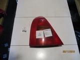 LAMPA TYLNA LEWA RENAULT CLIO II 98-01