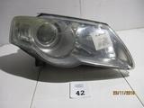 LAMPA PRZEDNIA PRAWA VW PASSAT B6 05-09 R.