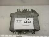 VW POLO 1.4 AEX KOMPUTER SILNIKA 030906027K