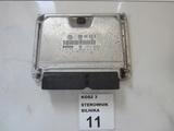 KOMPUTER STEROWNIK SILNIKA VW NEWBEETLE 038906012Q