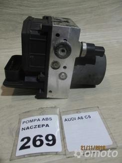 POMPA HAMULCOWA ABS AUDI A6 C5 4B0614517G