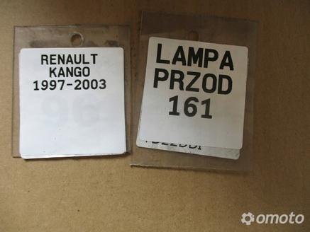 LAMPA PRZEDNIA PRAWA RENAULT KANGOO 97-03