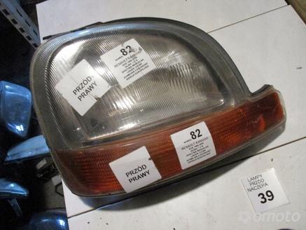 LAMPA PRZEDNIA PRAWA RENAULT KANGOO 98-08 1.2B