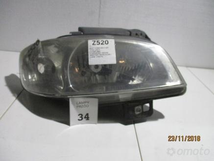 LAMPA PRZEDNIA PRAWA SEAT CORDOBA I LIFT 96-99 R