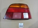 LAMPA TYŁ TYLNA PRAWA BMW 528I E39 96-00