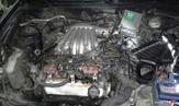 SILNIK 2.5 V6 163 KM 6A13 MITSUBISHI GALANT COLT