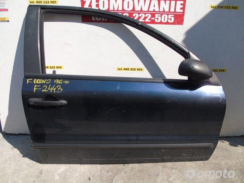 FIAT BRAVO 96- DRZWI PRZEDNIE PRAWE