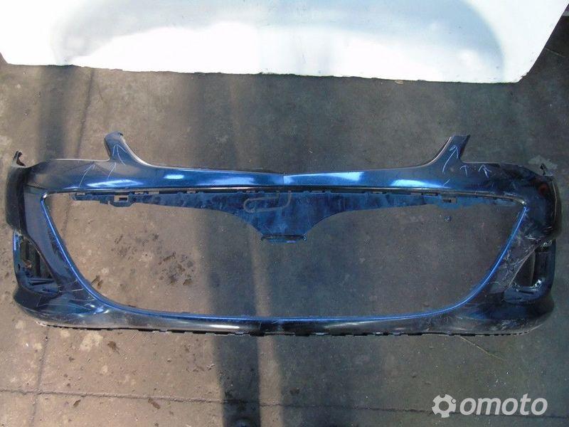Opel Astra J IV lift 12 zderzak przedni przód