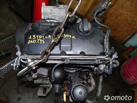 Audi A3 8l 19 Tdi 130 Km Asz Silnik Motor Diesel Omotopl