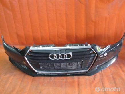 Audi A4 B9 Zderzak Przedni Przód Zderzaki Omotopl Części Do