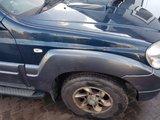 Hyundai Terracan 01-06 PRZEDNI BŁOTNIK PRAWY przód