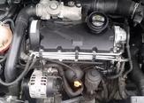 SILNIK Seat Toledo II 1.9 TDI 101KM 98-04 pali AXP