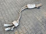 Audi A5 S5 II 5F 3.0 TFSI TŁUMIK WYDECH ŚRODKOWY