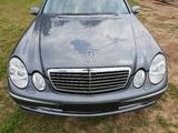 Mercedes W211 LIFT PRZEDNIA MASKA PRZÓD grill