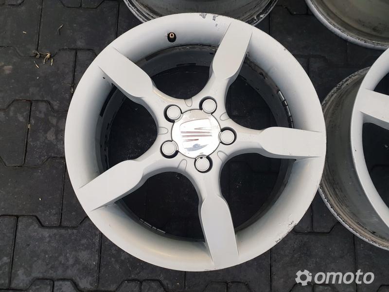 Seat Altea Cupra Fr Felgi Aluminiowe Alufelgi 17 Aluminiowe