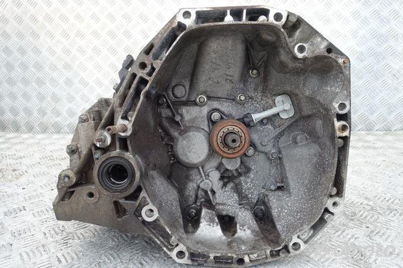 Renault Kangoo 1.5 DCI SKRZYNIA BIEGÓW JR5156