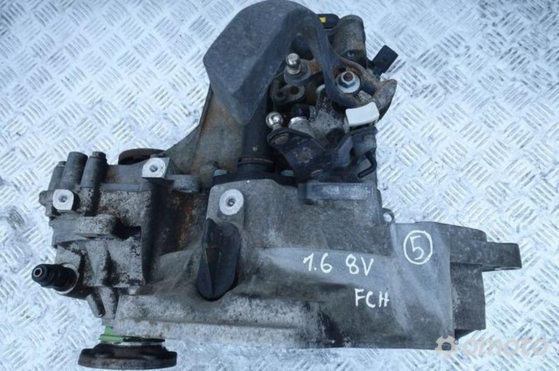 VW New Beetle 1.6 8V SKRZYNIA BIEGÓW FCH manualna