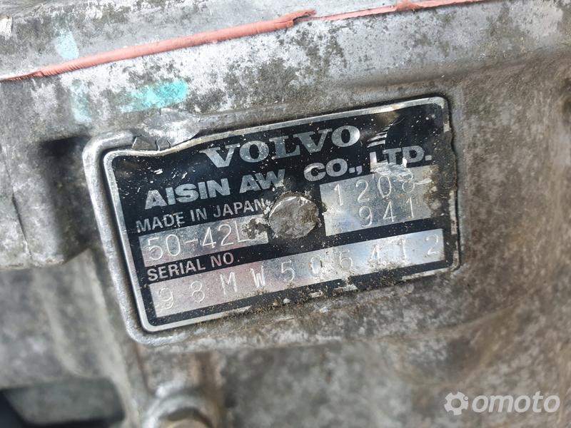Volvo V70 2.3 T TURBO AUTOMATYCZNA SKRZYNIA BIEGÓW