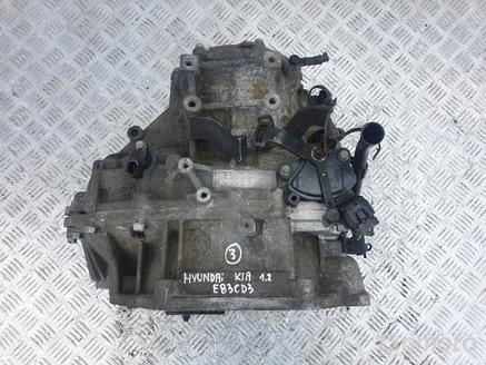 Hyundai i10 1.2 16V SKRZYNIA BIEGÓW E83CD3