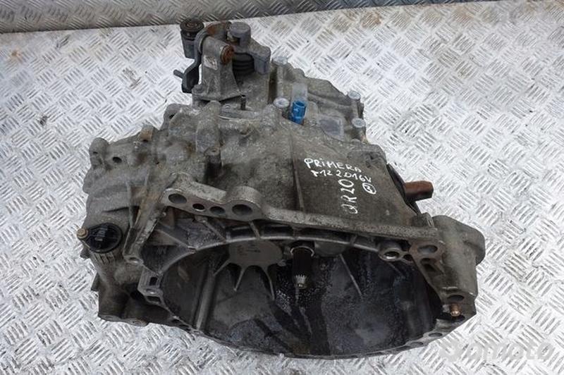 Nissan Primera P12 2.0 16V SKRZYNIA BIEGÓW 8H5#1