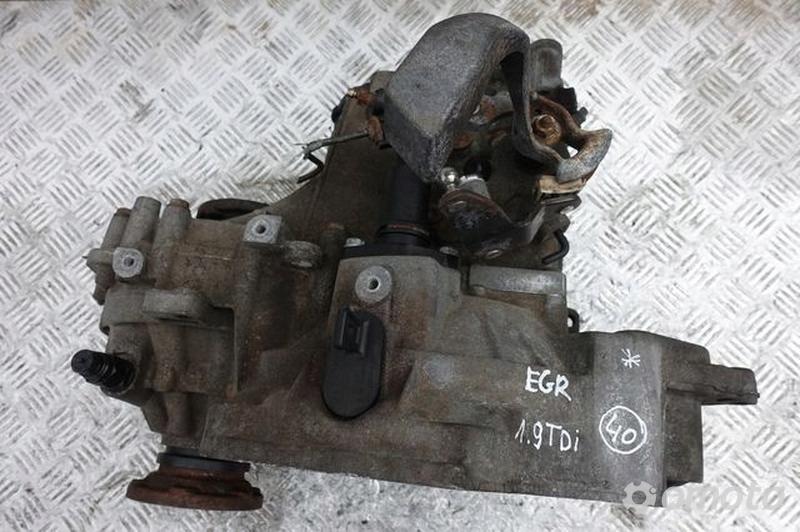 VW Bora 1.9 TDI SKRZYNIA BIEGÓW EGR manualna