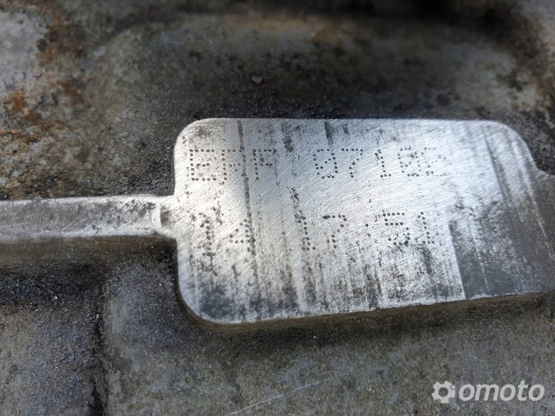 VW Bora 1.9 TDI SKRZYNIA BIEGÓW ERF manualna